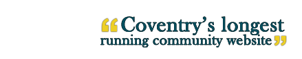 Coventry's longest running community website